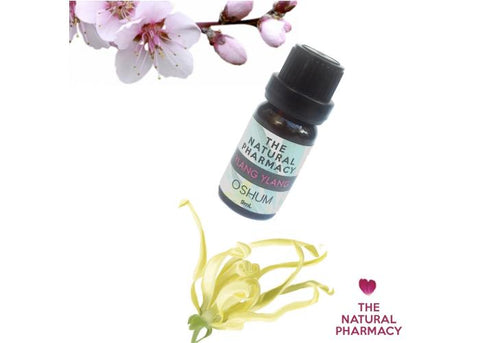 YLANG YLANG - Essential oil grade therapeutic 9ml.
