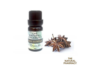 ANISE STAR- Essential oil grade therapeutic 9ml.