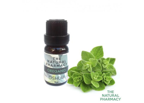 OREGANO - Essential oil grade therapeutic 9ml.