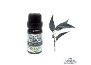 EUCALIPTO - Essential oil grade therapeutic 9ml.