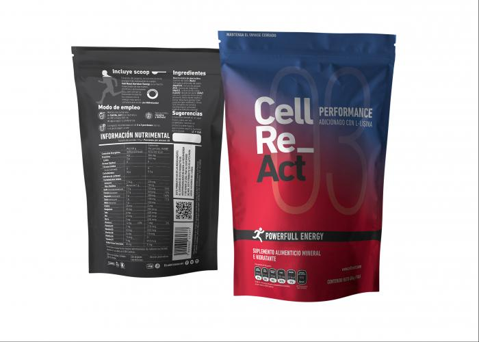 Cell Re_Act Performance 454g