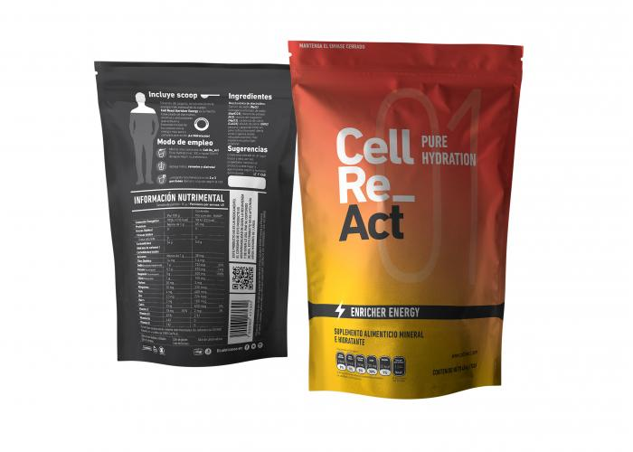 Cell Re_Act Pure Hydration 454g