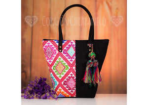 CANVAS BAG BLACK