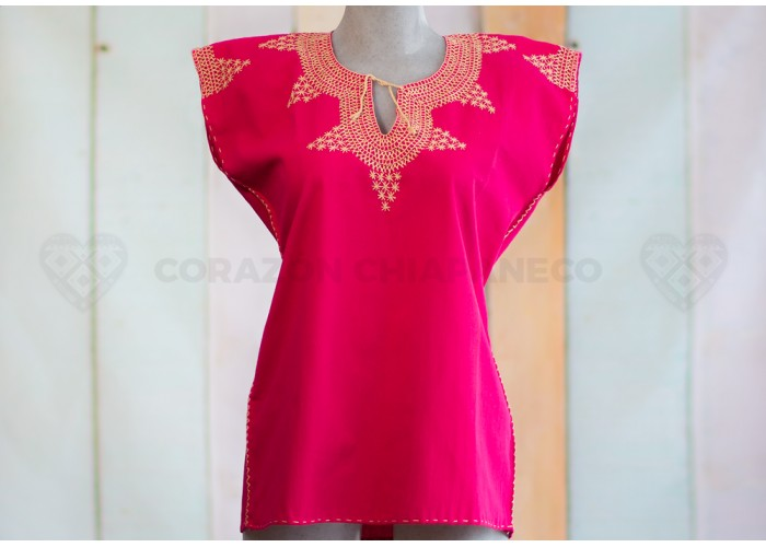 PINK BLOUSE PITCH