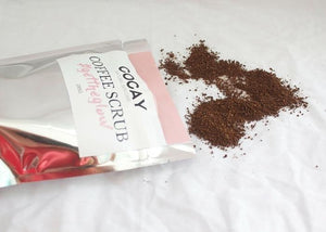 Coffee Scrub Anti Celulitis