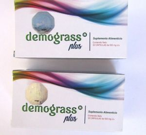 Demograss Plus. 60 Capsules.