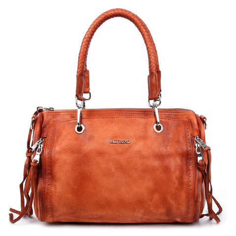 Walnut Satchel