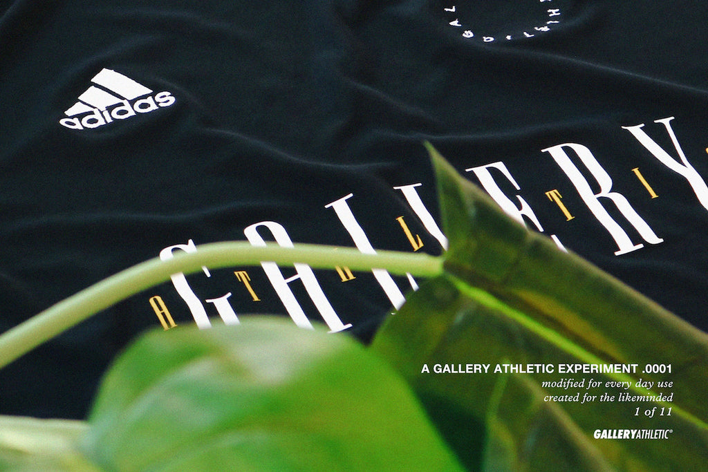 A Gallery Athletic Experiment .0001