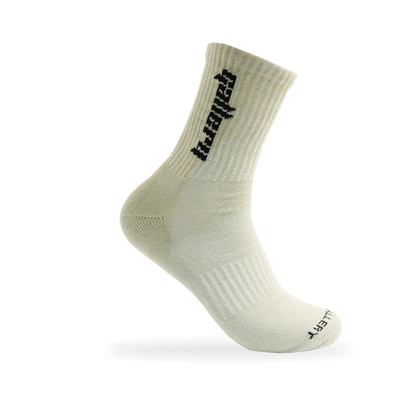 Gallery 'CALI' Socks - Grey/ Black - Gallery Store NZ | Tauranga