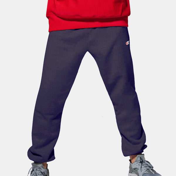 Champion Reverse Weave® Pants W/ Pocket Navy - Gallery Athletic® Store NZ | Tauranga