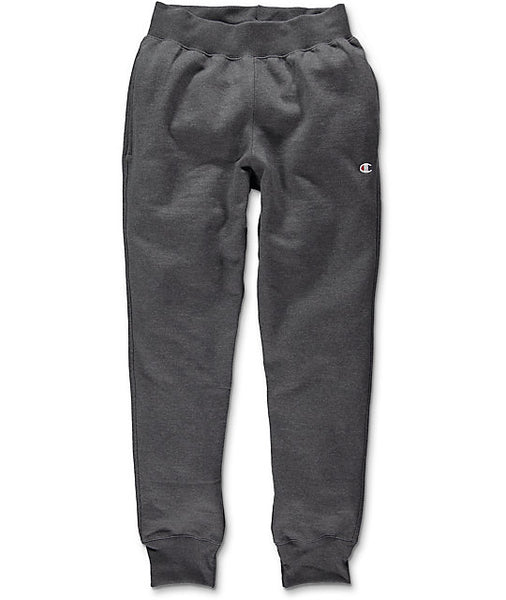 Champion Reverse Weave Trim Jogger Granite - Gallery Store NZ | Tauranga