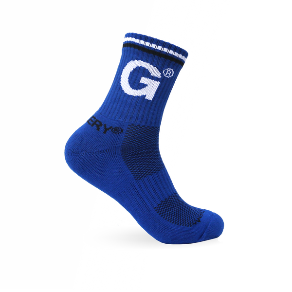 Gallery® Hoop Socks Blue - Gallery Store NZ | Tauranga