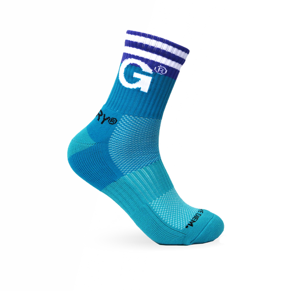 Ltd. Edition Gallery® Hoop Socks Tech Blurple - Gallery Store NZ | Tauranga