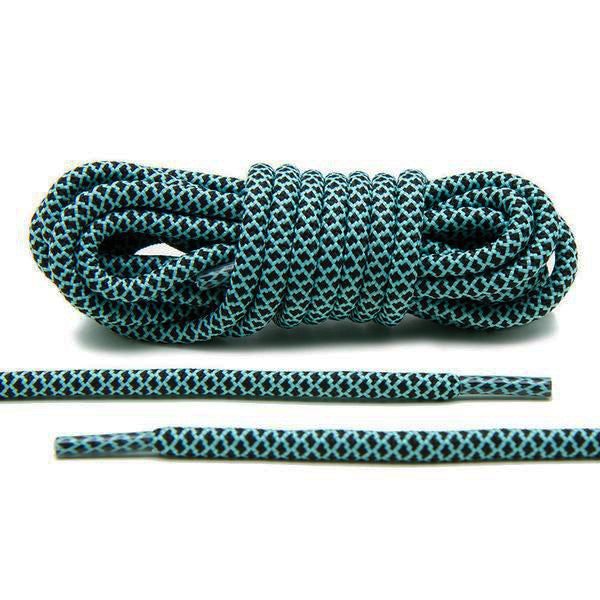 Laced Rope Laces by GA® Teal