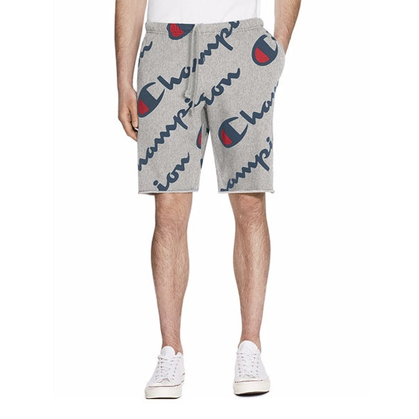 Champion Life™ Reverse Weave® Men's French Terry Logo Shorts - Gallery Store NZ | Tauranga