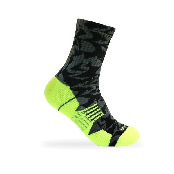 Gallery 'ACR' Socks LTD. EDITION Black/ Grey - Gallery Store NZ | Tauranga