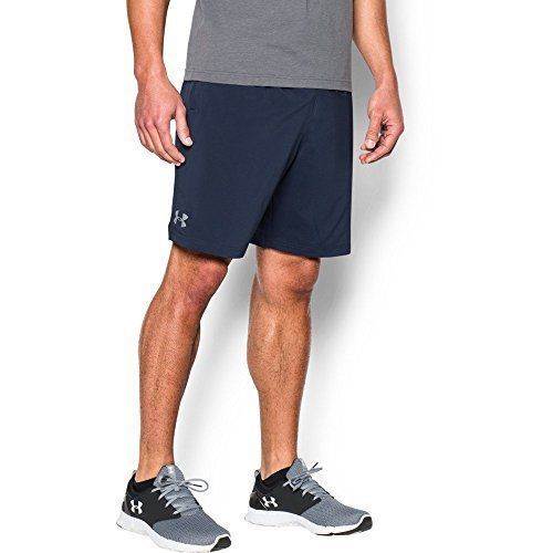 Under Armour HIIT Woven Short Navy - Gallery Store NZ | Tauranga