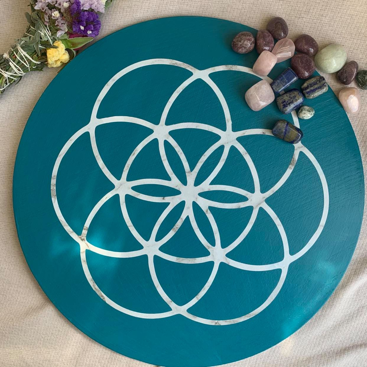 Crystal Grid Board