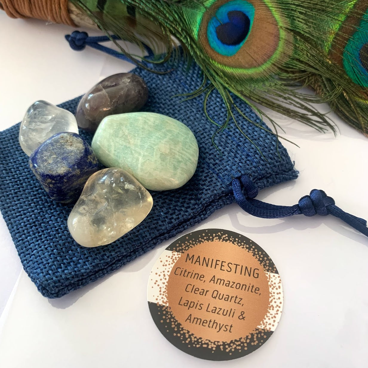 MANIFESTING TUMBLE COLLECTION