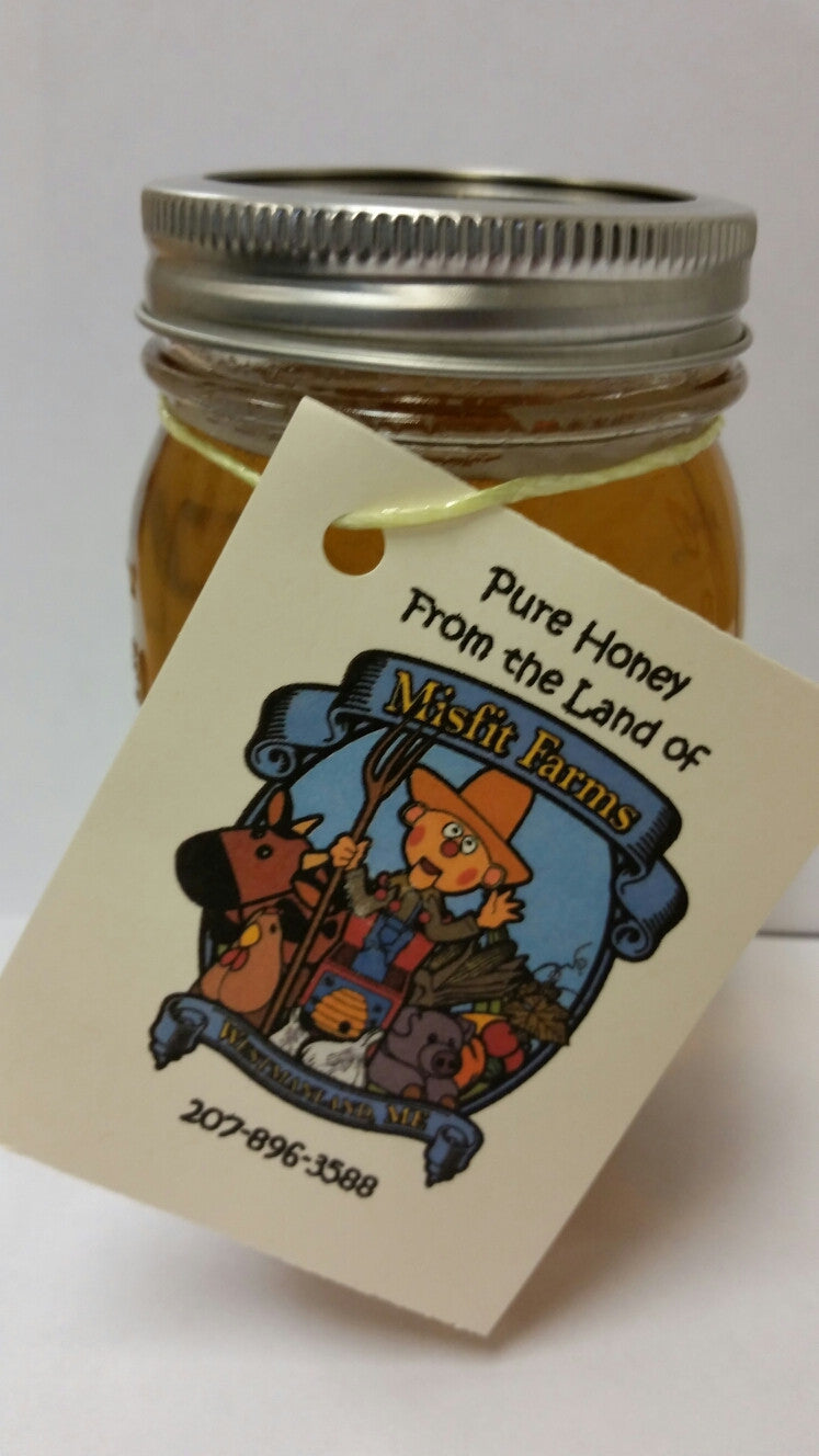 Pure Maine Honey- 1 Pint