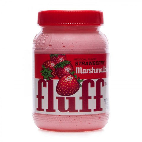 Strawberry Fluff- 7.5 oz(4 pack) With Free Shipping!