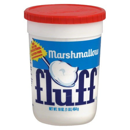 Marshmallow Fluff-16oz (4 pack) With Free Shipping!