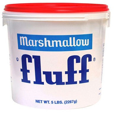 Marshmallow Fluff- 5lb With Free Shipping