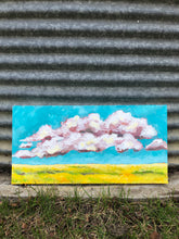 Clouds and Canola 2 - Original