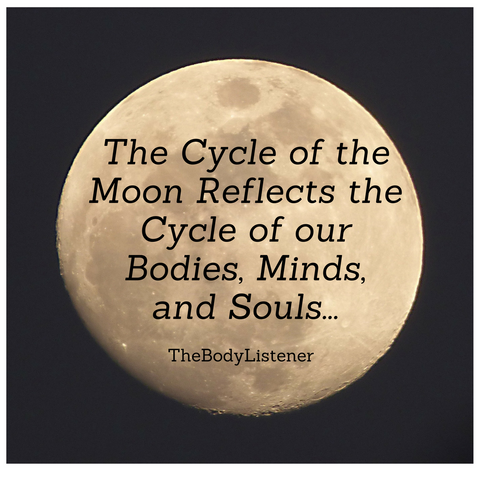 Solstice Full Moon Clearing and Intention Celebration