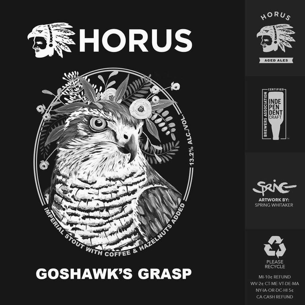 "Upcoming ""Goshawk's Grasp"" release"