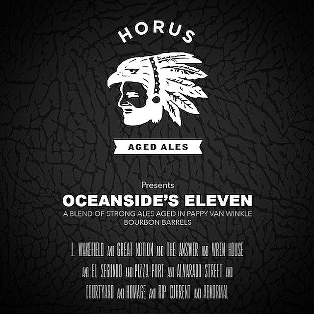 "Our ""Oceanside's Eleven"" release"