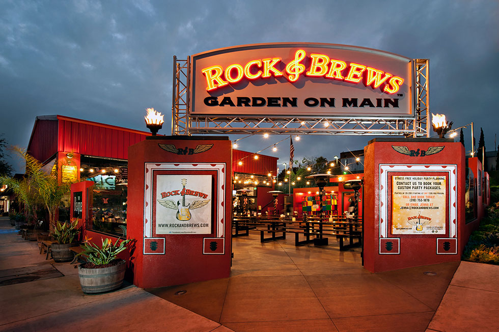 3/9 Rock & Brews El Segundo Event