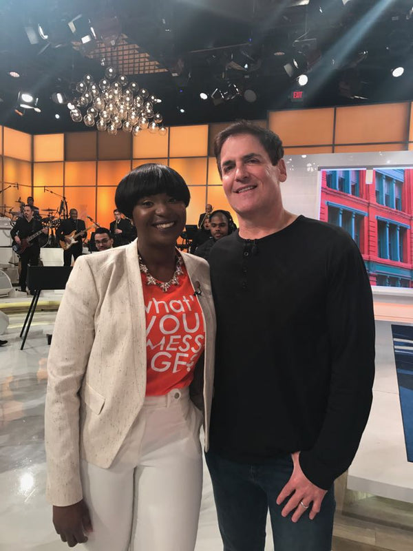 On the HARRY Show - Speaking with Mogul, Mark Cuban