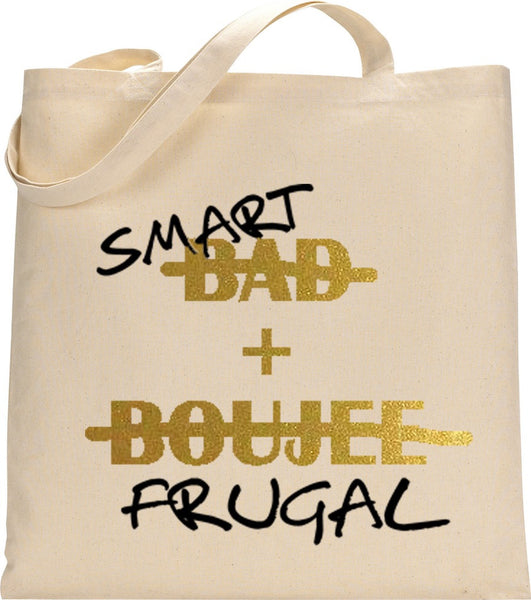 Smart + Frugal Grocery Bag