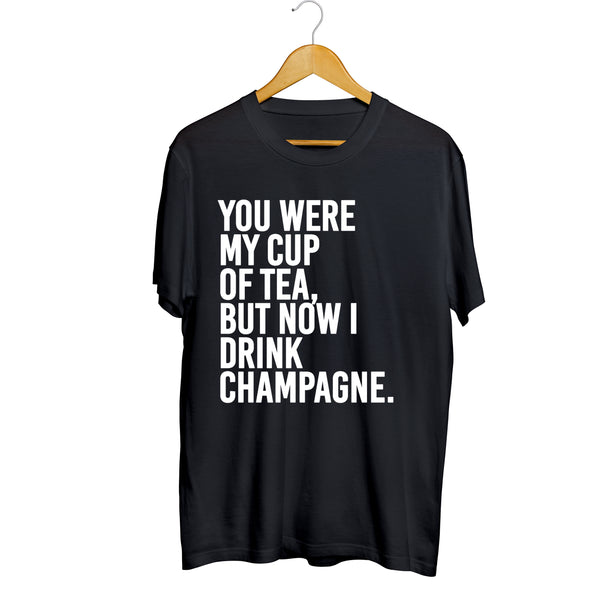 Drink Champagne Tee