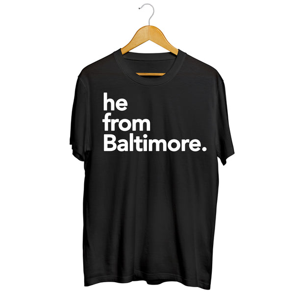He from Baltimore