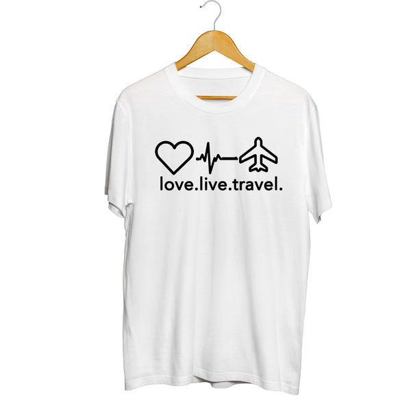 Love Live Travel Tee