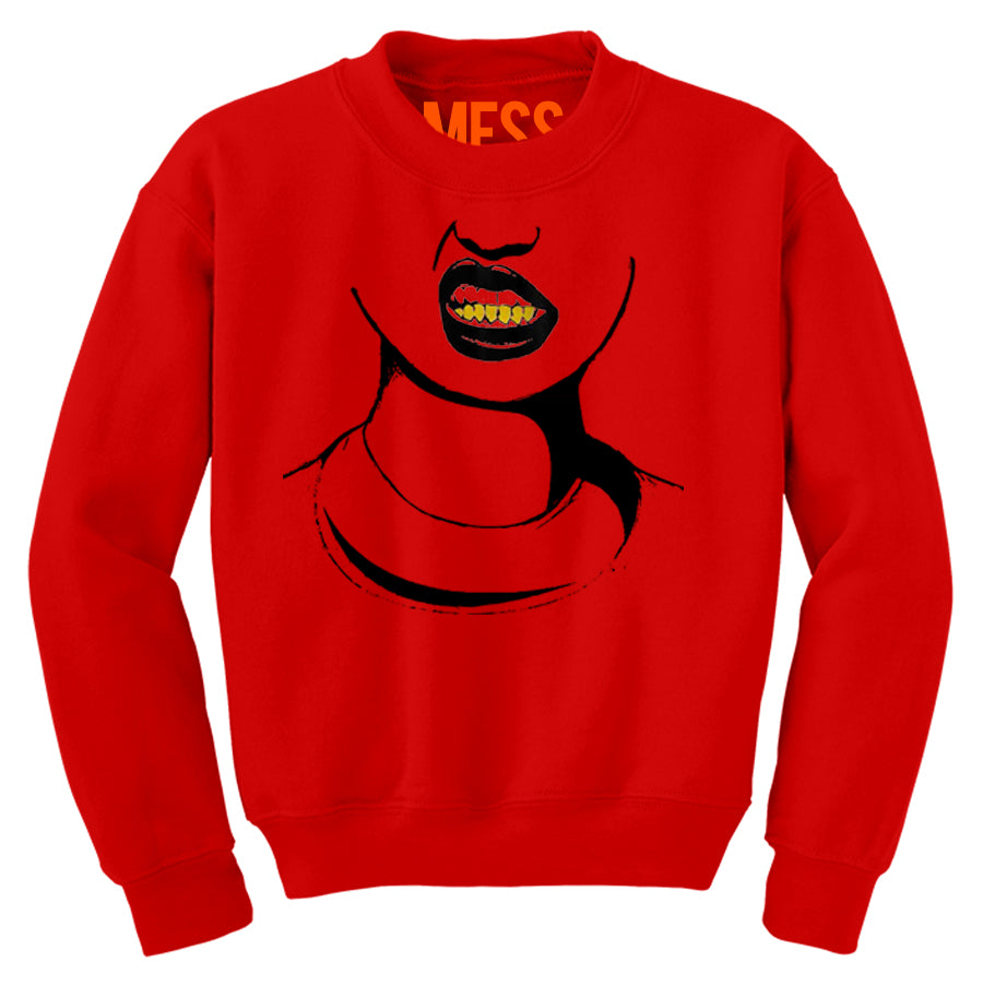 Mean Mug Sweatshirt