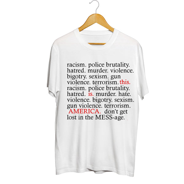 11d2e3980bd This is America Tee
