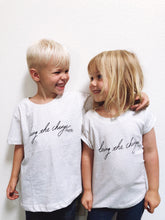 Kids +Toddler Being The Change T-shirt
