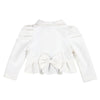 LADONNA BOLERO JACKET - OFF WHITE