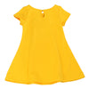 PARIS MADEMOISSEL DRESS- YELLOW