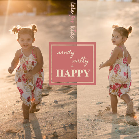 SANDY-SALTY-HAPPY JUMPSUITS