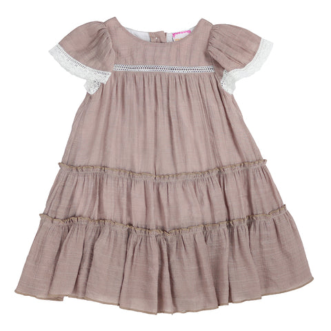 BELLISIMA ELLA Dress- TAUPE
