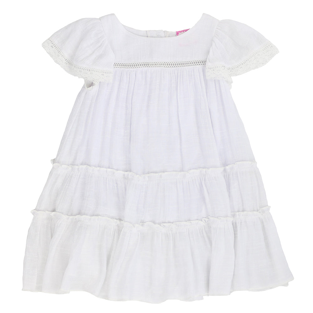 BELLISIMA ELLA Dress - WHITE