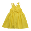 JENNIE ANN DRESS- YELLOW