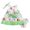 CUTIE TUTIE BABY SET- GREEN
