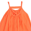 SWING AWAY DRESS- SUMMER ORANGE