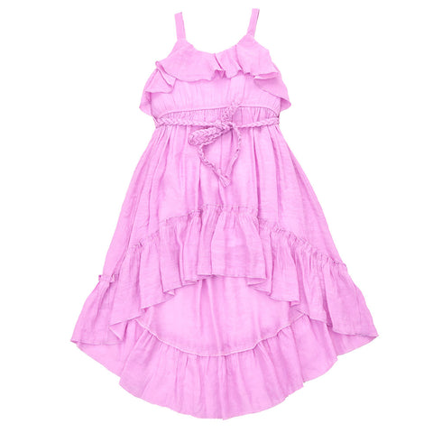 BEACH BEAUTY DRESS - ORCHID PINK