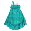 TEAL-BEACH BEAUTY DRESS
